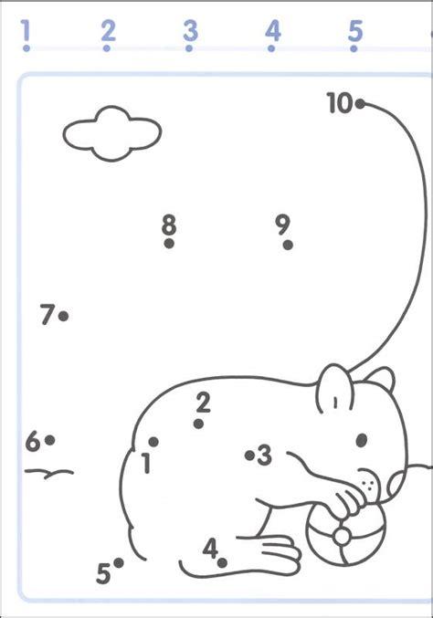 Permalink to Fruits Dot To Dot Skip Counting Worksheets