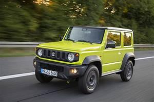 Suzuki Jeep Jimny : driven 2019 suzuki jimny autoevolution ~ Kayakingforconservation.com Haus und Dekorationen