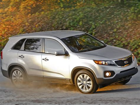 Kia Cuv by Kia Sorento Cuv 2011 Car Picture 19 Of 52 Diesel