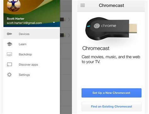 chromecast with iphone chromecast f 252 r iphone freeware de