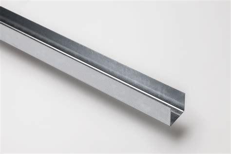 struttura per cartongesso soffitto guida a u metallica standard per struttura cartongesso a