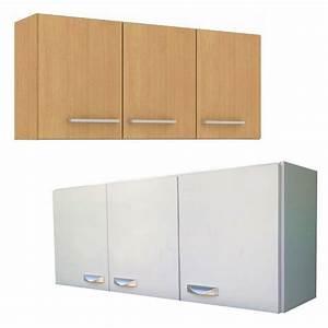 Mueble, A, U00e9reo, De, Cocina, 3, Puertas, Y, Estante, Alacena, Armario