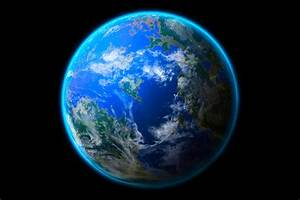 Earthlike Planet by bbbeto on DeviantArt