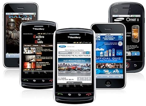 Mobile Adv by Reasons For A Winning Mobile Strategy Techpoke
