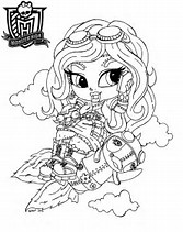 hd wallpapers printable coloring pages monster high dolls - Coloring Pages Monster High Dolls