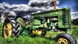 Big John Traktor : tractor wallpaper and hintergrund 1366x768 id 440309 ~ Jslefanu.com Haus und Dekorationen