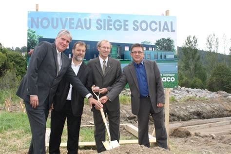 groupe intermarché siège social nouveau siège social de groupe coopératif dynaco