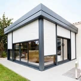 Prix Veranda Rideau 20m2 by V 233 Randa Verri 232 Re Et Fermeture De Terrasse Chez Prodalu