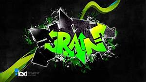 Graffiti Wallpapers Desktop 3d - Wallpaper Cave
