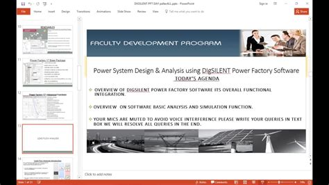 Day Fdp Online Power System Design Simulation
