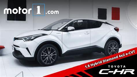 toyota chr hybrid gebraucht toyota c hr 1 8 hybrid ilk s 252 r 252 ş