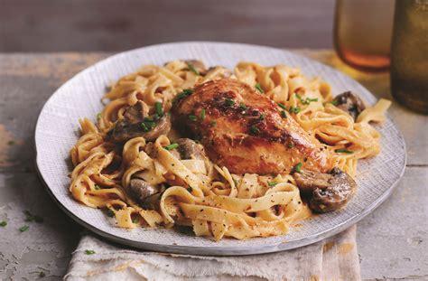 Slow Cooker Chicken Stroganoff  Tesco Real Food