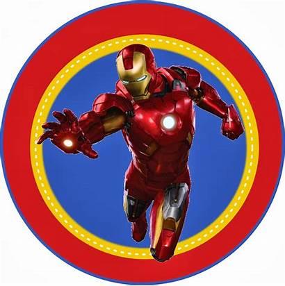 Avengers Printable Iron Kit Gratis Vingadores Ferro