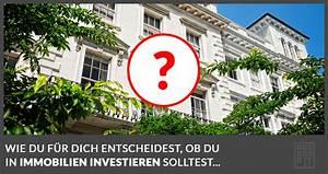 Warum In Immobilien Investieren : sollte ich mein geld in immobilien investieren ~ Frokenaadalensverden.com Haus und Dekorationen
