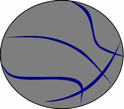 Basketball Grey Clip Clipart Clker Kevin Clipground