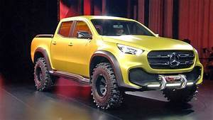 Pick Up Mercedes Amg : mercedes may need to develop x class pickup in the us ~ Melissatoandfro.com Idées de Décoration