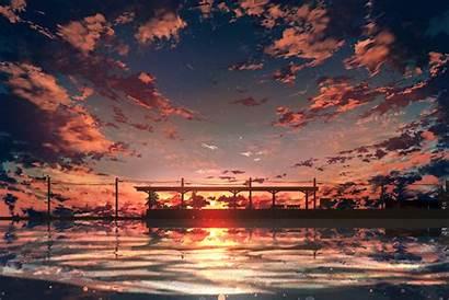 Anime Mobile Channel Sky Lake Alphacoders