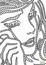 Coloring Roy Crying Lichtenstein Printable Pop Supercoloring Drawing Adults Paper sketch template