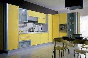 kuhinje rumene barve rumena barva kuhinj nam prinasa With kitchen cabinet trends 2018 combined with dry erase sticker