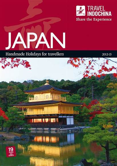 Japan Travel Indochina Brochure Brochures Vacation Recommendations