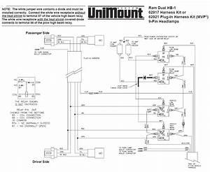 Boss V Plow Wiring Harness Diagram