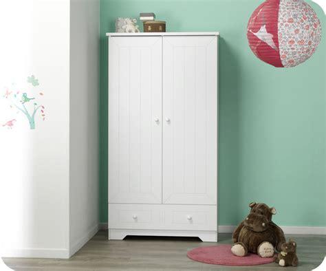 armoire chambre blanche armoire bébé oslo blanche achat vente armoire chambre bébé