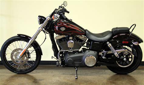 Harley Davidson Glide Image by 2014 Harley Davidson Dyna Wide Glide Moto Zombdrive
