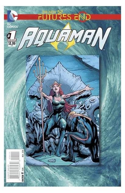 End Dc Comics Futures Aquaman September Event