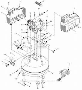 campbell hausfeld hm751000 parts diagram for air With auto ac compressor parts diagram auto parts diagrams