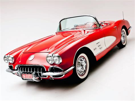 1960 chevrolet corvette c 1 retro supercar supercars