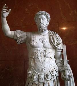 ancientart: Ancient Roman sculpture of Marcus... | Roman ...