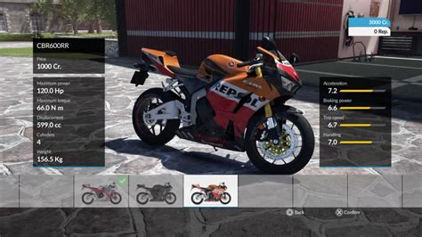 Ride Demo  Ps4 (motorcycle Game) Youtube