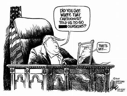 Sequitur Non Daily Cartoonist Editor Hall Dear