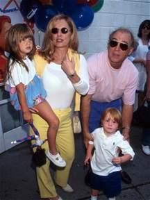 Jimmy Buffett and Family