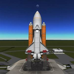 Realistic Nasa Space Shuttle scale 1 - Planes and Ships ...