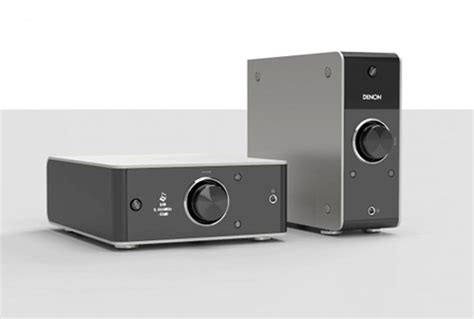Denon Introduced Full Digital Pma Stereo Amplifier For