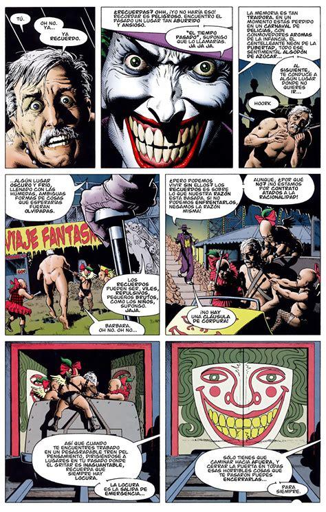 emergence anime pdf batman la broma asesina killing joke comic comics e