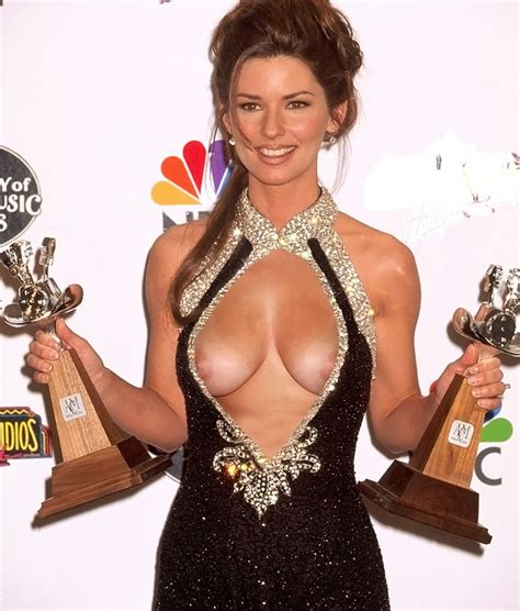 Shania Twain Nude Pics And Leaked Sex Tape Porn Video