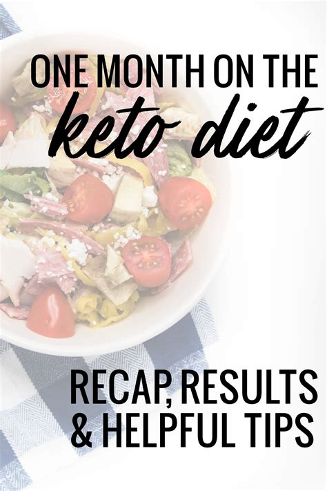 month keto results favorite recipes tips meg