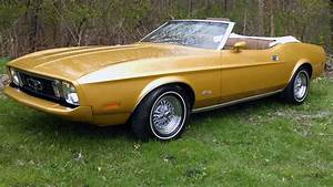 1973 Ford Mustang Convertible | G163 | Indy 2014
