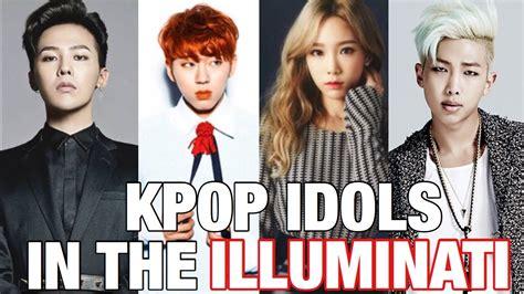 Kpop Illuminati kpop idols in the illuminati sundayswithdanielle