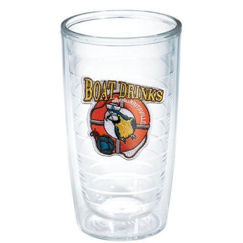 Boat Drinks by Tervis 16 Oz Margaritaville Boat Drinks Tumbler West Marine