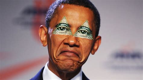 Illuminati Obama by Barack Obama Illuminati Untara Elkona