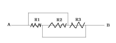 Detecting Resistances Are Parallel Series Complex