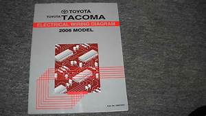 2006 Toyota Tacoma Electrical Wiring Diagrams