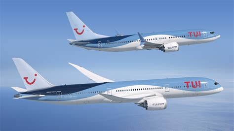 TUI Group Finalize Order for 10 737 MAXs, One 787-9 ...