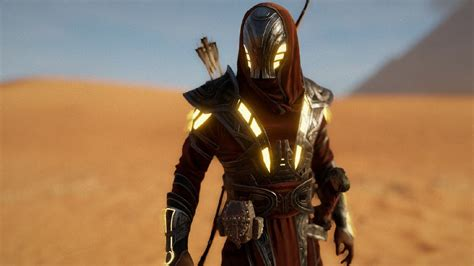 Assassinu0026#39;s Creed Origins - Isu Armour Outfit - YouTube