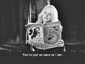 (7) luna lovegood quotes | Tumblr | Harry | Pinterest ...