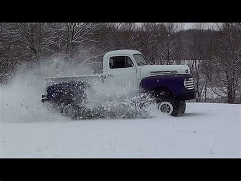 ford   playing   snow youtube