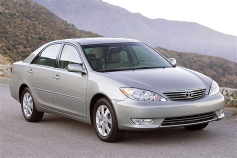 2005 Toyota Camry Mpg by 2005 Toyota Camry Specs Pictures Trims Colors Cars